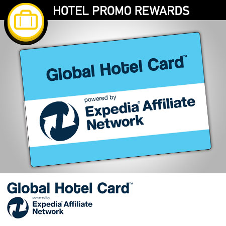 Digital Reward - Global Hotel Card