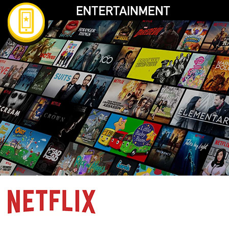 Digital Reward (CA) - Netflix