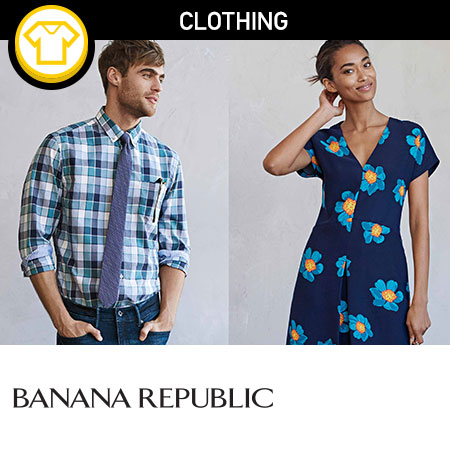 Digital Reward (CA) - Banana Republic