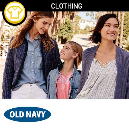 Digital Reward (CA) - Old Navy