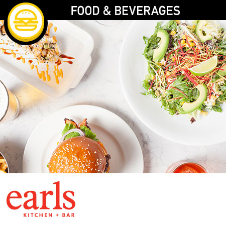 Digital Reward (CA) - Earls Kitchen + Bar