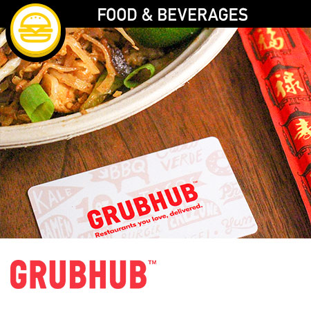 Digital Reward - Grubhub