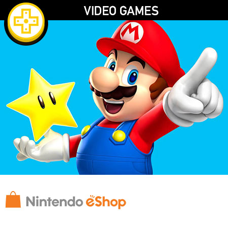 Digital Reward (CA) - Nintendo eShop
