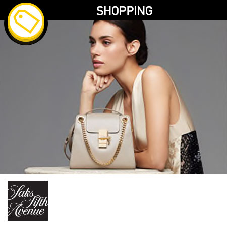 Digital Reward (CA) - Saks Fifth Avenue