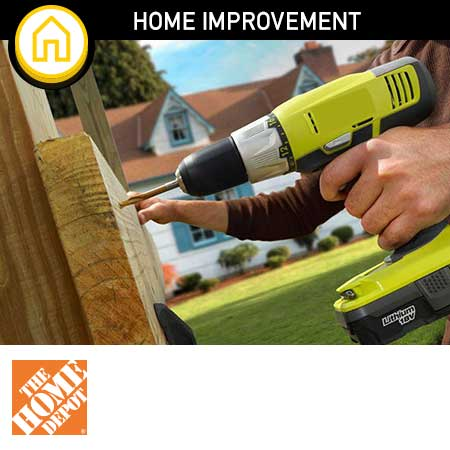 Digital Reward - Home Depot Canada