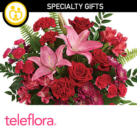 Digital Reward - Teleflora